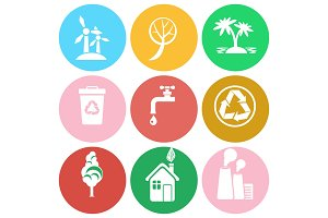Ecology Protection Isolated Round