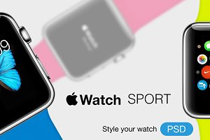 Apple watch - sport ware