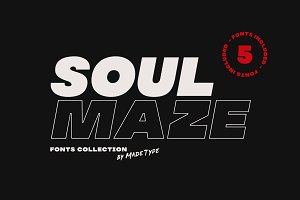 MADE Soulmaze | 40% Off