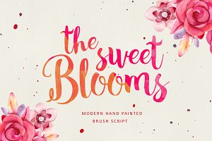 The Sweet Blooms