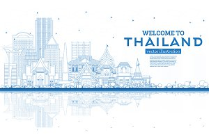 Outline Welcome to Thailand City