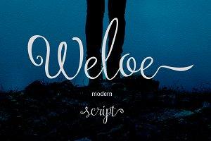 Weloe Script