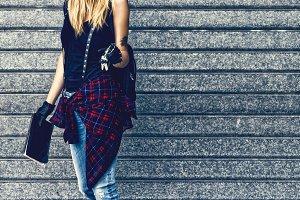 Fashion portrait