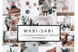 5 Mobile Lightroom Preset WABI-SABI