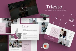 Triesta - Powerpoint Template