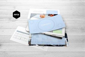 Zopney - Powerpoint Template