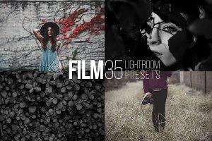 Film35 Lightroom CC Presets
