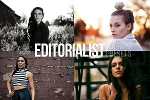 Editorialist Lightroom CC Presets