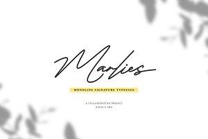 Marlies Monoline Signature