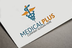Medical Plus Logo