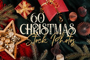 60 Christmas Stock Photos