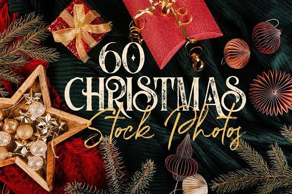 60 Christmas Stock Photos