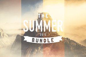 The Summer Pro Actions Bundle