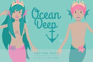 ocean deep