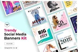 Social Media Kit Volume II