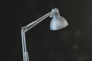 IKEA  TERTIAL Work Lamp - 3D Model