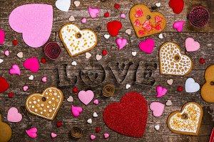 Love Valentines Day Background