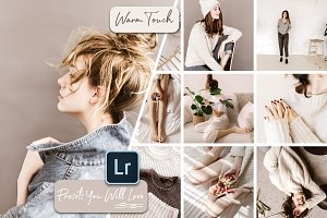 Warm Touch Lightroom Presets