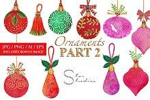 Ornaments part 2