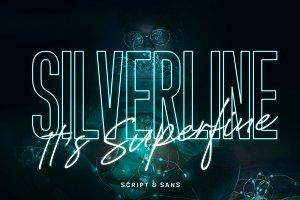 Silverline Font Duo