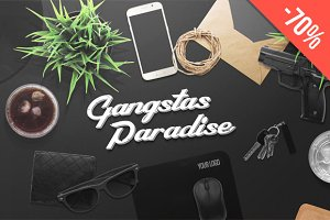 Gangstas Paradise Scene Generator