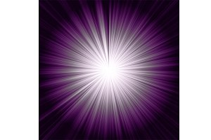abstract purple sunburst background