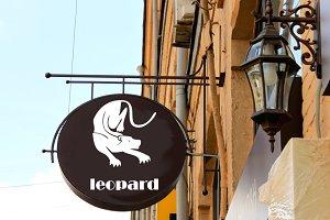 Logo - leopard