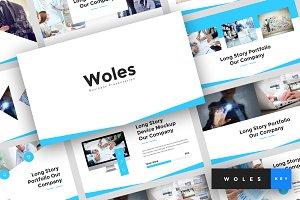 Woles - Keynote Template