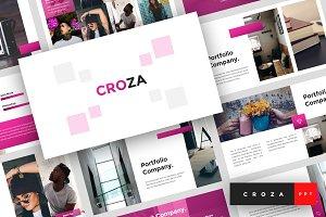 Croza - PowerPoint Template