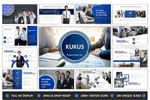 Kukus Business Powerpoint