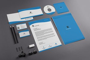 Clean Corporate Identity-V01
