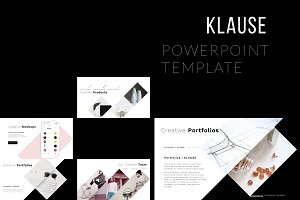 KLAUSE PowerPoint Template