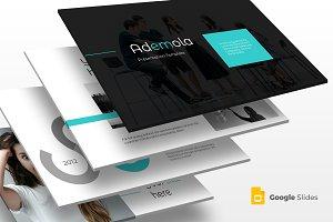 Ademola - Google Slides Template