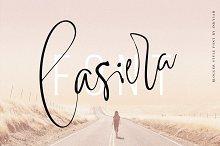 Lasiera Script Font | Blog style