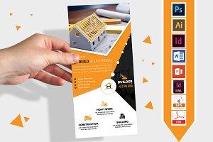 Rack Card | Construction DL Flyer V3