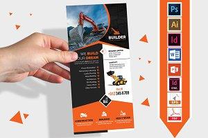 Rack Card | Construction DL Flyer V2