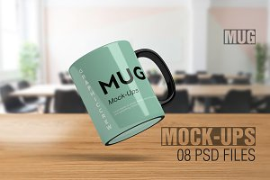 Mug Mock-Ups