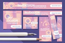 Tribe Web Banner Template Collection