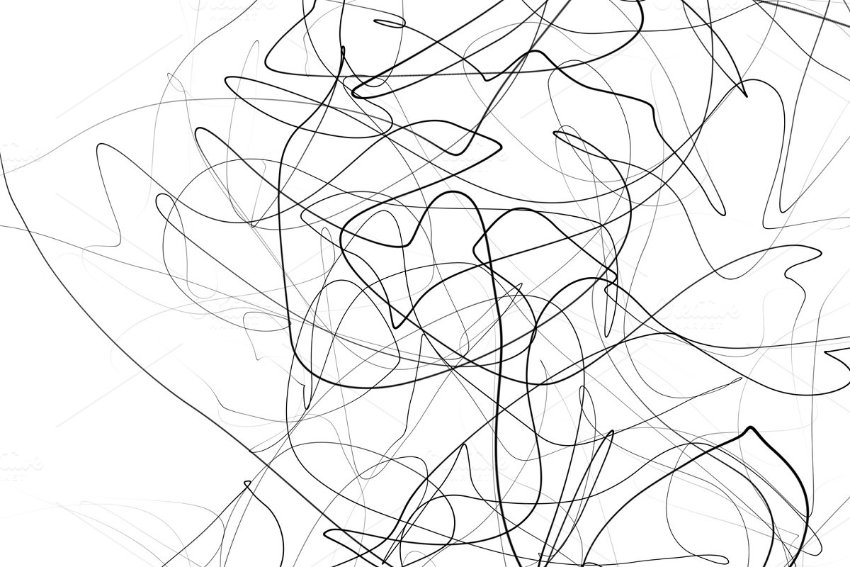 Save hand drawing scrawl sketch abstract