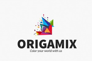 Origamix Keynote Template