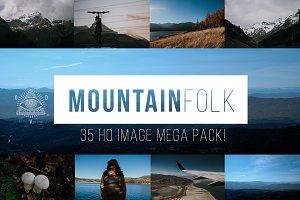 Mountain Travel MEGA Photo Pack