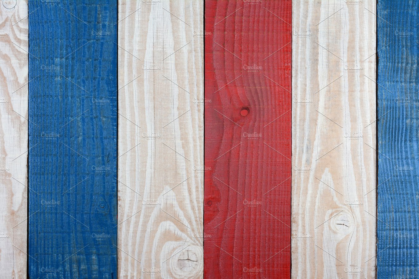 red white and blue boards background holiday photos creative market