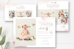 Easter Mini Session Marketing Set