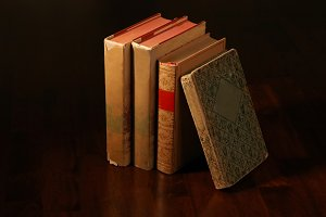 Tattered Books