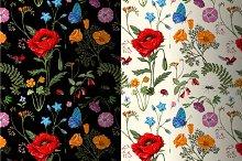 2 Botanical Patterns
