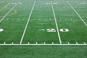 Football Stadium Artificial Turf