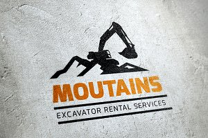 Mountains Excavator
