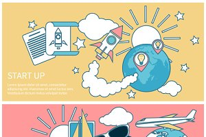Startup and International Travel