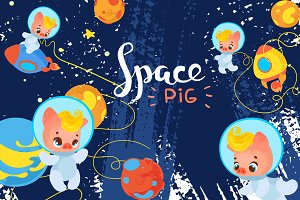 Space pigs.