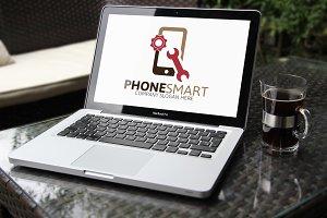 Phone Smart Logo